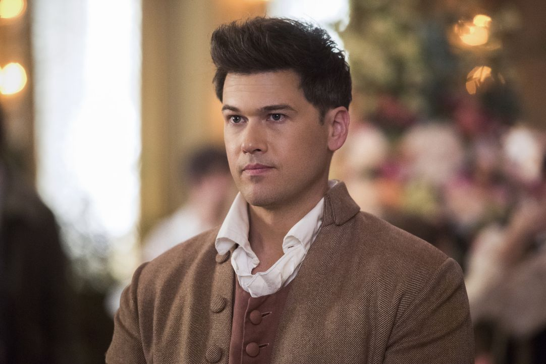 Nate Heywood (Nick Zano) - Bildquelle: 2019 The CW Network, LLC. All rights reserved.