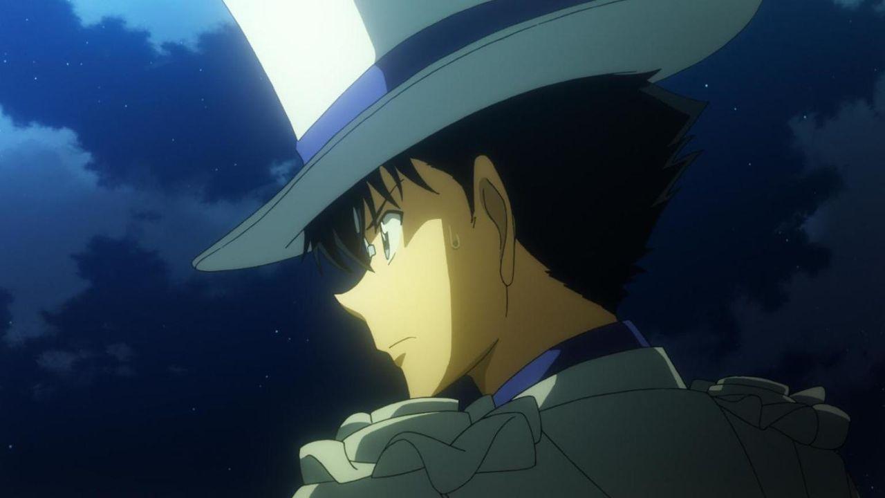 Kaito Kid - Bildquelle: Gosho Aoyama/Shogakukan·YTV·A-1 Pictures 2014