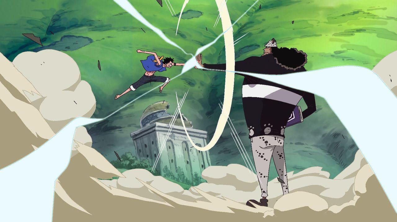 Ein chancenloser Kampf. Der letzte Tag der Strohhut-Piraten - Bildquelle: Eiichiro Oda/Shueisha, Toei Animation