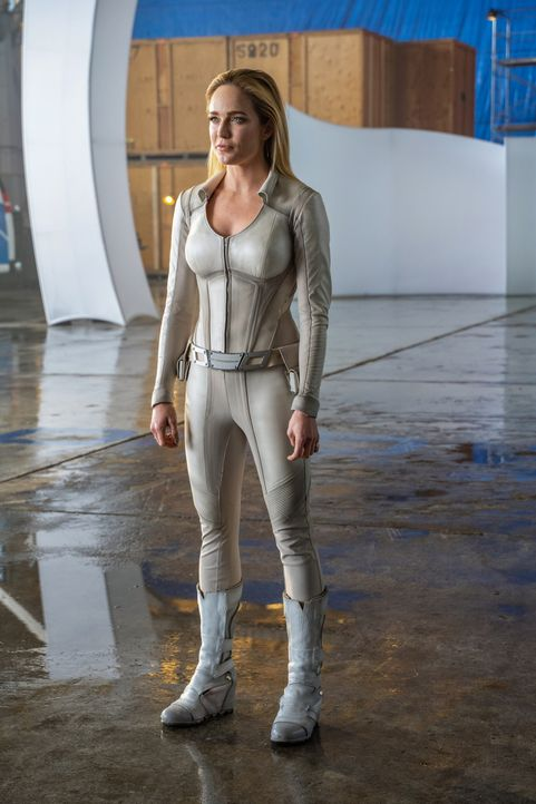 White Canary (Caity Lotz) - Bildquelle: 2019 The CW Network, LLC. All rights reserved.