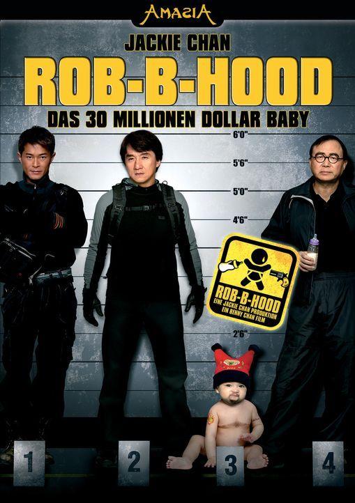 """ROB-B-HOOD"" - Plakatmotiv"
