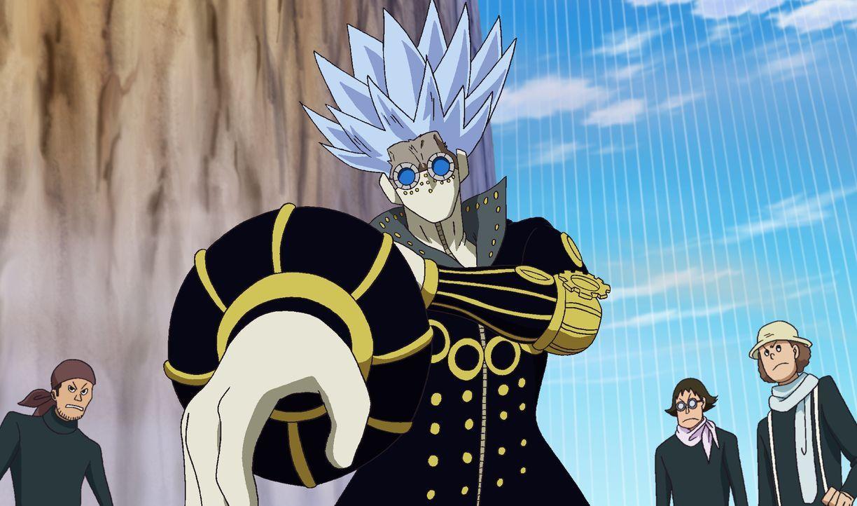 Gladius (Mitte) - Bildquelle: Eiichiro Oda/Shueisha, Toei Animation