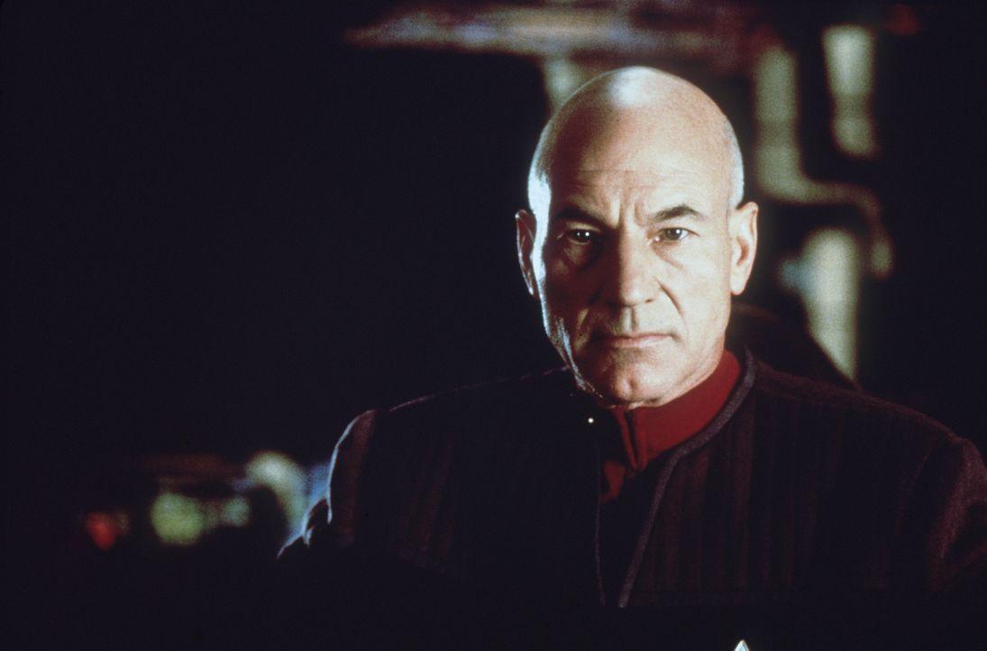 Um die richtigen Entscheidungen zu treffen, muss Captain Picard (Patrick Stewart) seinen Rachedurst zügeln ... - Bildquelle: Paramount Pictures
