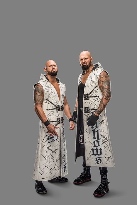 AndersonGallows_04262016MM332_f - Bildquelle: 2016 WWE, Inc. All Rights Reserved.