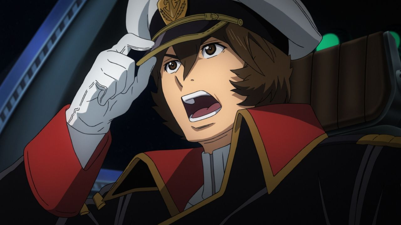 Erwache wieder zum Leben, Space Battleship Yamato! - Bildquelle: S.NISHIZAKI/VOYAGER ENTERTAINMENT/STAR BLAZERS 2202 Production Committee