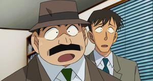 Megure und Takagi