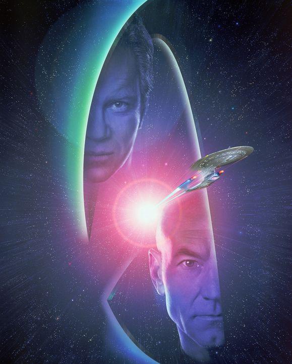 Star Trek VII - Treffen der Generationen - Artwork - Bildquelle: Paramount Pictures