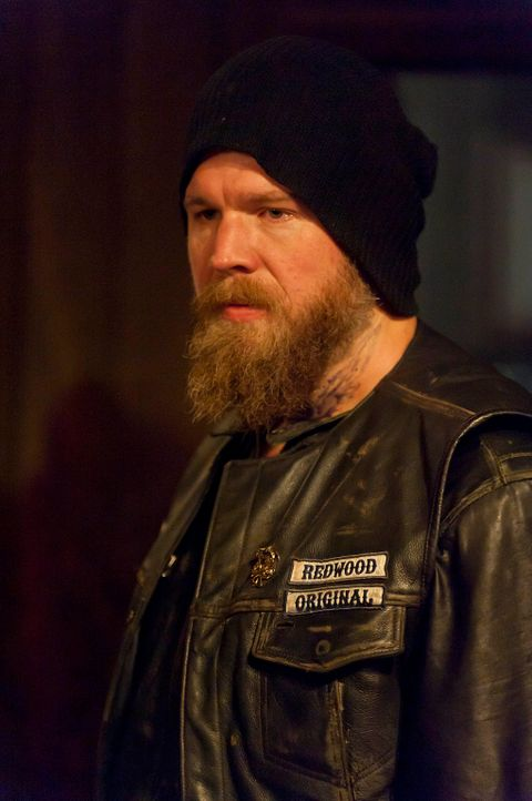 Opie (Ryan Hurst) macht eine Entdeckung, die das ganze Sons-Lager erschüttert ... - Bildquelle: 2011 Twentieth Century Fox Film Corporation and Bluebush Productions, LLC. All rights reserved.