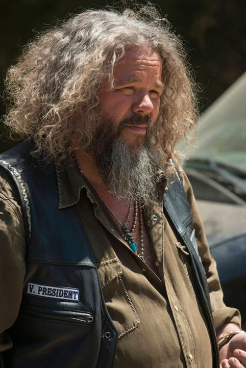 Bobby (Mark Boone Junior) erkennt, dass sich der Club am Rande des Wahnsinns bewegt ... - Bildquelle: 2012 Twentieth Century Fox Film Corporation and Bluebush Productions, LLC. All rights reserved.
