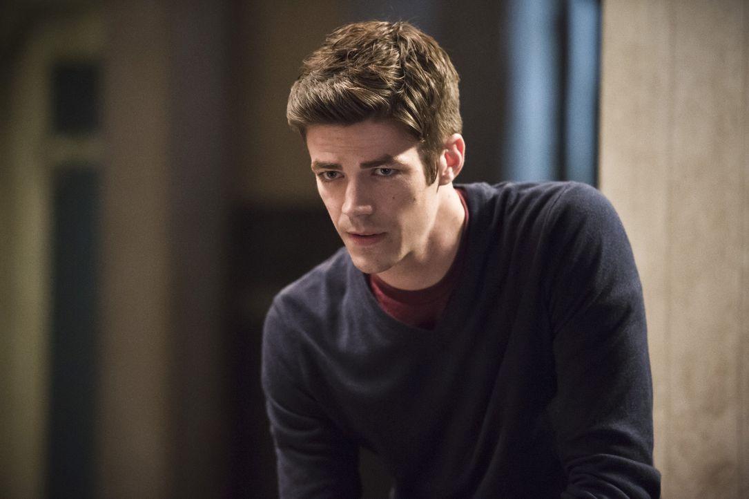 Verliert Barry (Grant Gustin) schlussendlich all seine Schnelligkeit an Zoom? - Bildquelle: Warner Bros. Entertainment, Inc.