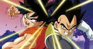Vegeta und Son Goku (Dragon Ball)
