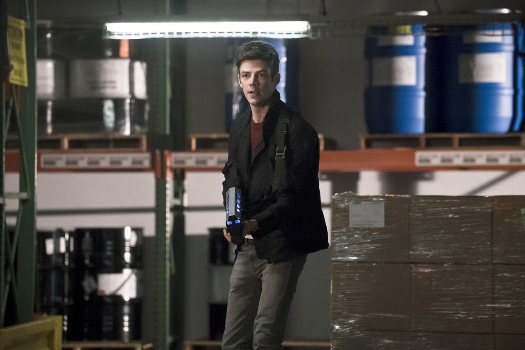 Barry (Grant Gustin) muss nicht nur mit dem Verlust seiner Schnelligkeit und den Vorwürfen von Wells klarkommen, sondern auch damit, dass die Chance... - Bildquelle: Warner Bros. Entertainment, Inc.
