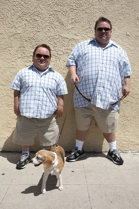 Preston Lacy (r.) und Jason Acuna (l.) nehmen unschuldige Passanten auf die Schippe ... - Bildquelle: 2010 PARAMOUNT PICTURES. ALL RIGHTS RESERVED.