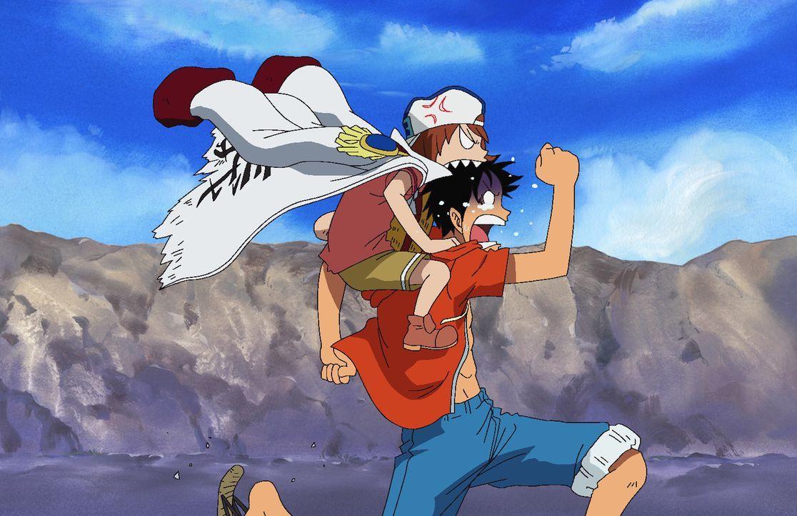 Strong World-Special: Der Autrag des Goldenen Löwen! - Bildquelle: Eiichiro Oda/Shueisha, Toei Animation
