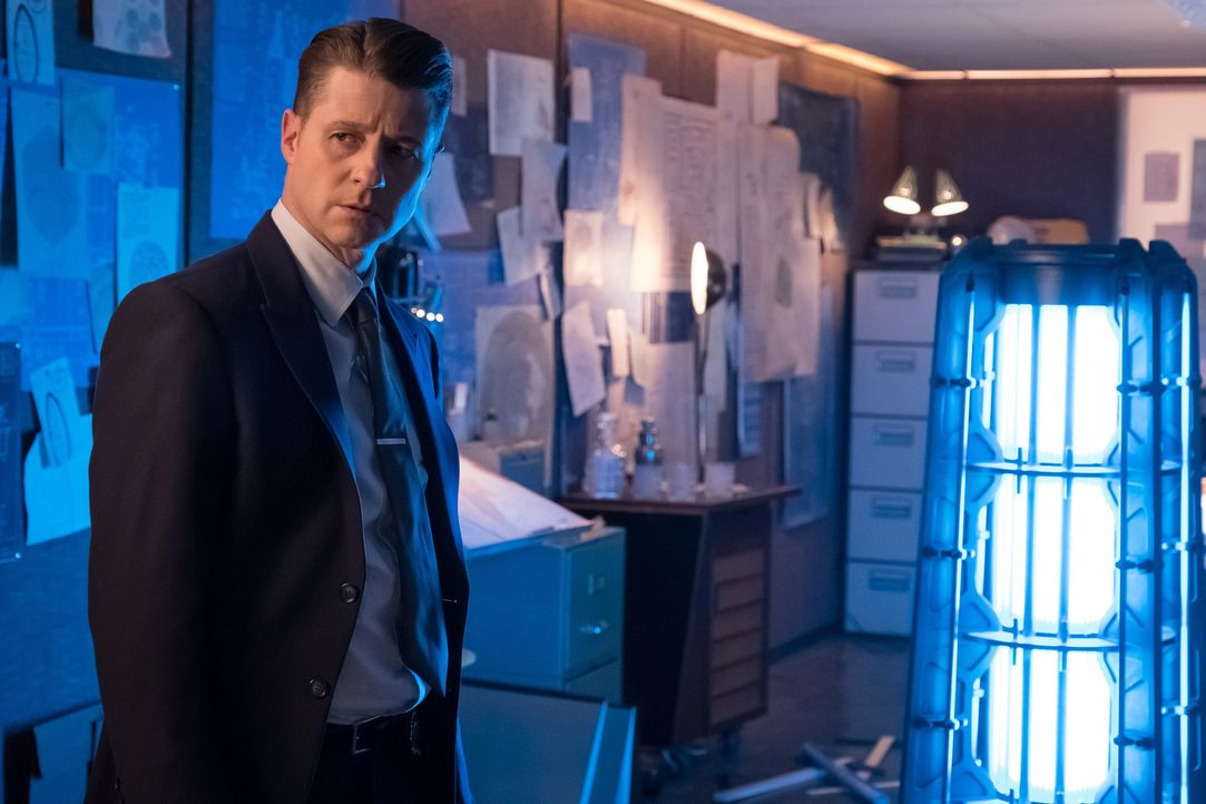 James Gordon (Ben McKenzie) - Bildquelle: 2017 Warner Bros.