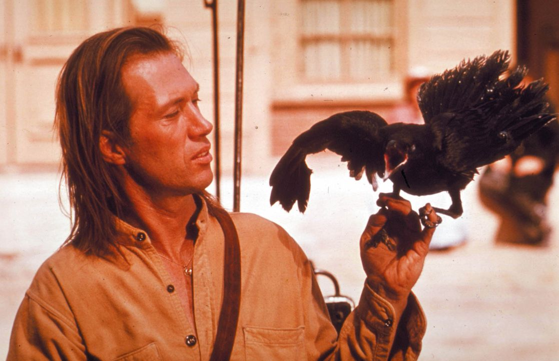 Durchstreift auf der Suche nach seinem Bruder den wilden Westen: Kwai Chang Caine (David Carradine) ... - Bildquelle: Warner Bros.