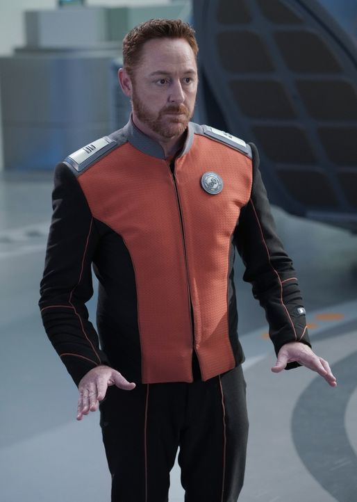 Lieutenant Gordon Malloy (Scott Grimes) - Bildquelle: Kevin Estrada 2019 Twentieth Century Fox Film Corporation. All rights reserved. / Kevin Estrada