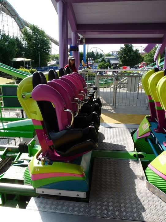 Heute werden die verrücktesten Freizeitparks im Mittleren Westen gecheckt ... - Bildquelle: 2014, GAC/Scripps Networks, LLC. All Rights Reserved.