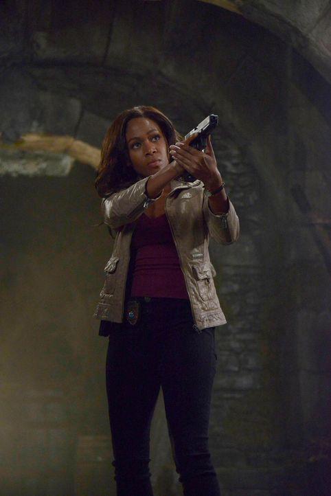 Nimmt den Kampf gegen das Böse erneut auf: Abbie (Nicole Beharie) ... - Bildquelle: 2013 Twentieth Century Fox Film Corporation. All rights reserved.