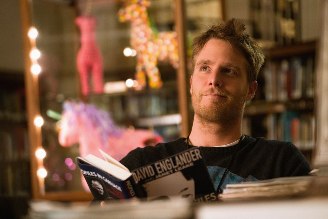 Brian (Jake McDorman) reist nach Quantico, wo er mit seiner besonderen Gabe den Ermittlern vor Ort bei der Jagd nach ein paar Serienkillern behilfli... - Bildquelle: Michael Parmelee 2015 CBS Broadcasting, Inc. All Rights Reserved