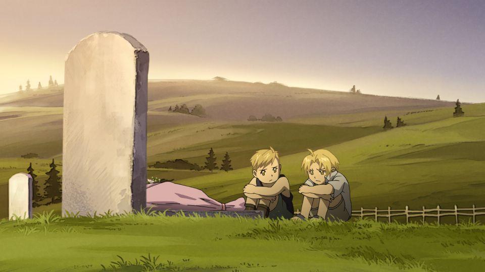 Alphones Elric (l.); Edward Elric (r.) - Bildquelle: Hiromu Arakawa/FA Project, MBS