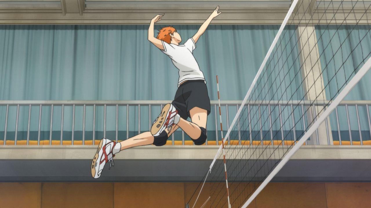 "Shoyo Hinata - Bildquelle: H.Furudate / Shueisha,""Haikyu!!?Project,MBS"
