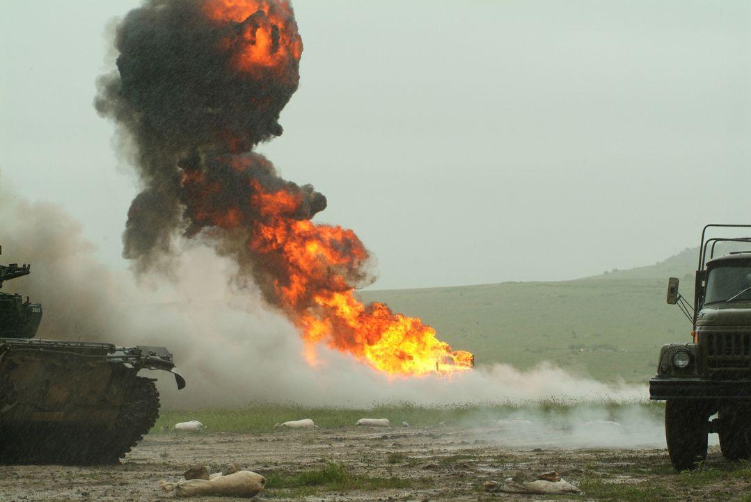 Ein gnadenloser Kampf ums Überleben beginnt ... - Bildquelle: Nu Image