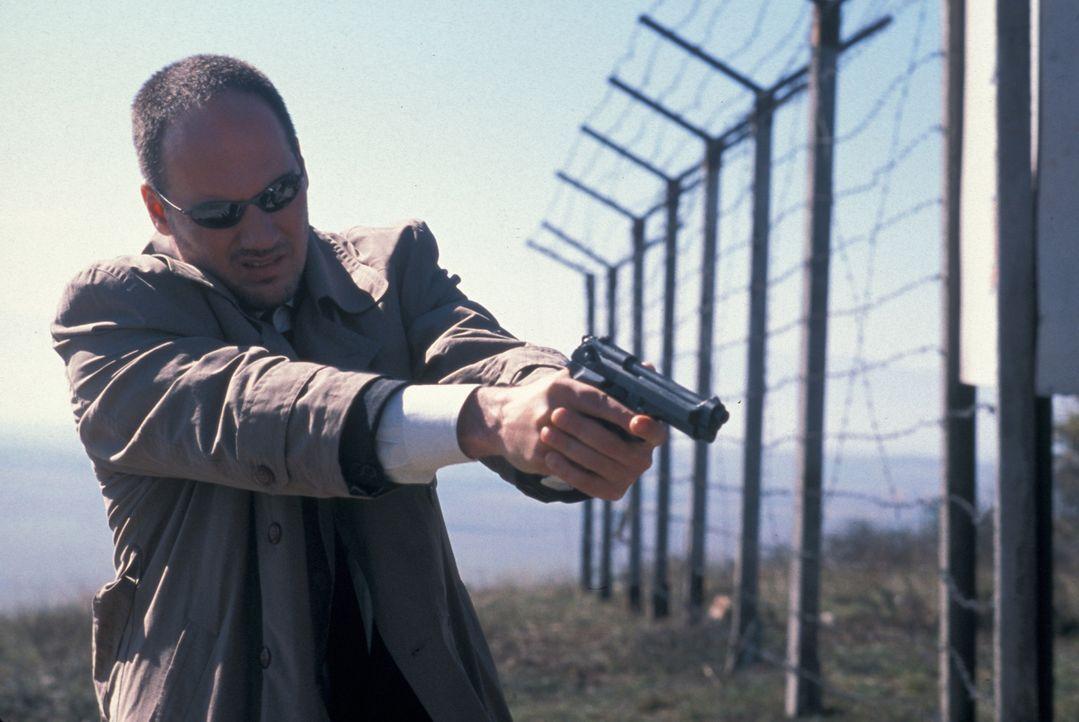 Setzt alles daran, der chinesischen Drogenmafia den Garaus zu machen: Agent Ed Grey (Corey Johnson) ... - Bildquelle: Nu Image
