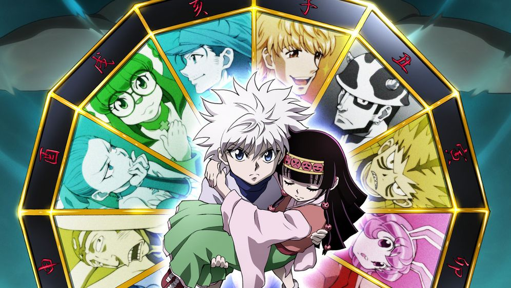 Hunter x Hunter: Phantom Rouge - Bildquelle: KSM