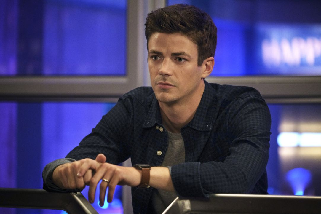 Barry Allen (Grant Gustin) - Bildquelle: Jeff Weddell 2019 The CW Network, LLC. All rights reserved. / Jeff Weddell