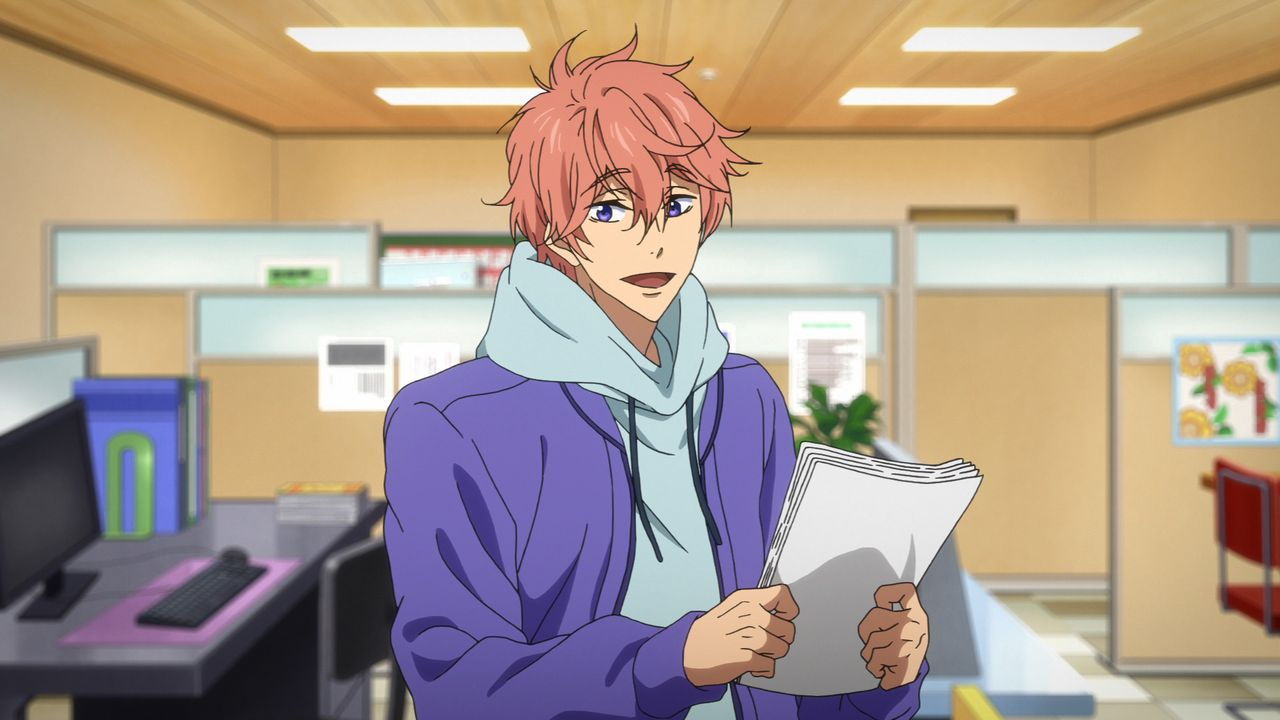 Nagisa Hazuki - Bildquelle: 2017 Ohji Kouji/Kyoto Animation/Iwatobi High School Swimming Club TYM Production Committee