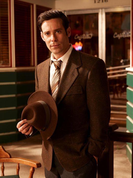 (4. Staffel) - Eureka - Die geheime Stadt: Dr. Grant (James Callis) ... - Bildquelle: Universal Television