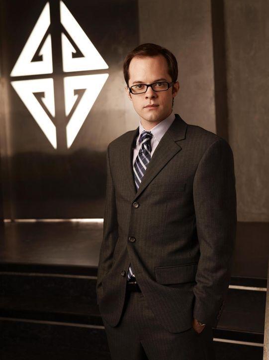 """(4. Staffel) - Der liebenswerte Fargo (Neil Grayston) arbeitet als Wissenschaftler bei """"Global Dynamics"""". Er ist ein intelligenter Mann, der seinen... - Bildquelle: Universal Television"""