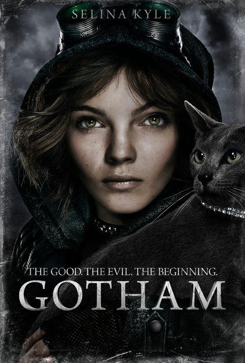 """(1. Staffel) - Wichtige Zeugin des Überfalls auf Familie Wayne: Selina """"Cat"""" Kyle (Camren Bicondova) ... - Bildquelle: Warner Bros. Entertainment, Inc."""