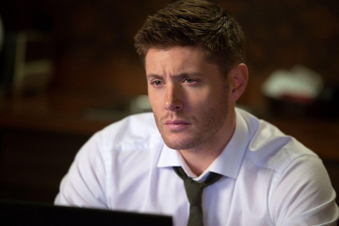 Dean (Jensen Ackles) glaubt nicht an den Thinman, aber bedeutet das, dass es ihn wirklich nicht gibt? - Bildquelle: 2013 Warner Brothers