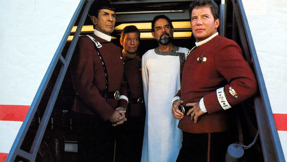 Star Trek V - Am Rande des Universums - Bildquelle: 2003 By Paramount Pictures All Rights Reserved
