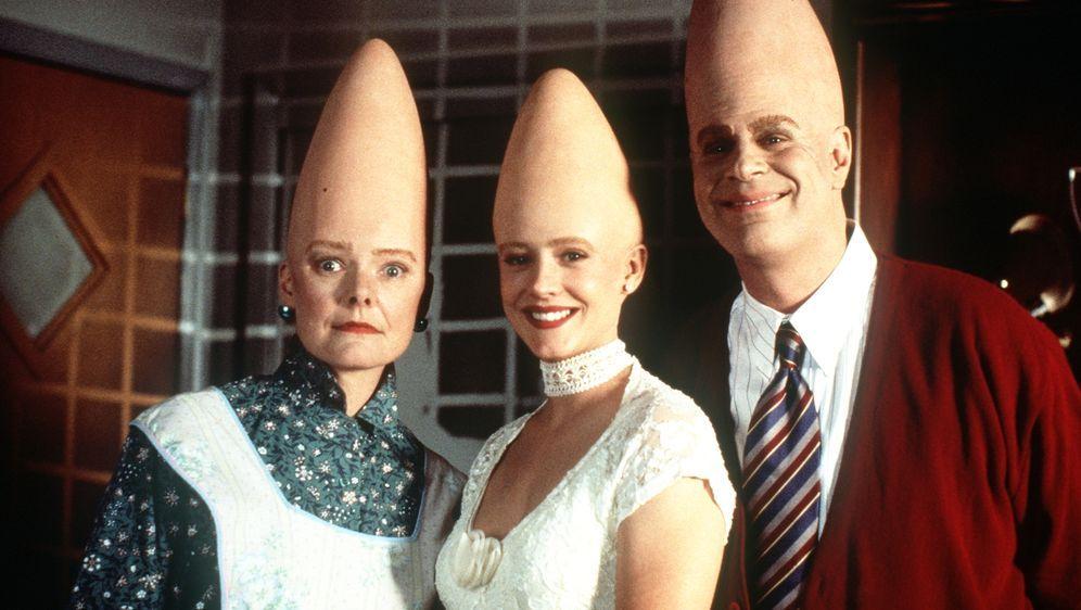 Die Coneheads - Bildquelle: Paramount Pictures