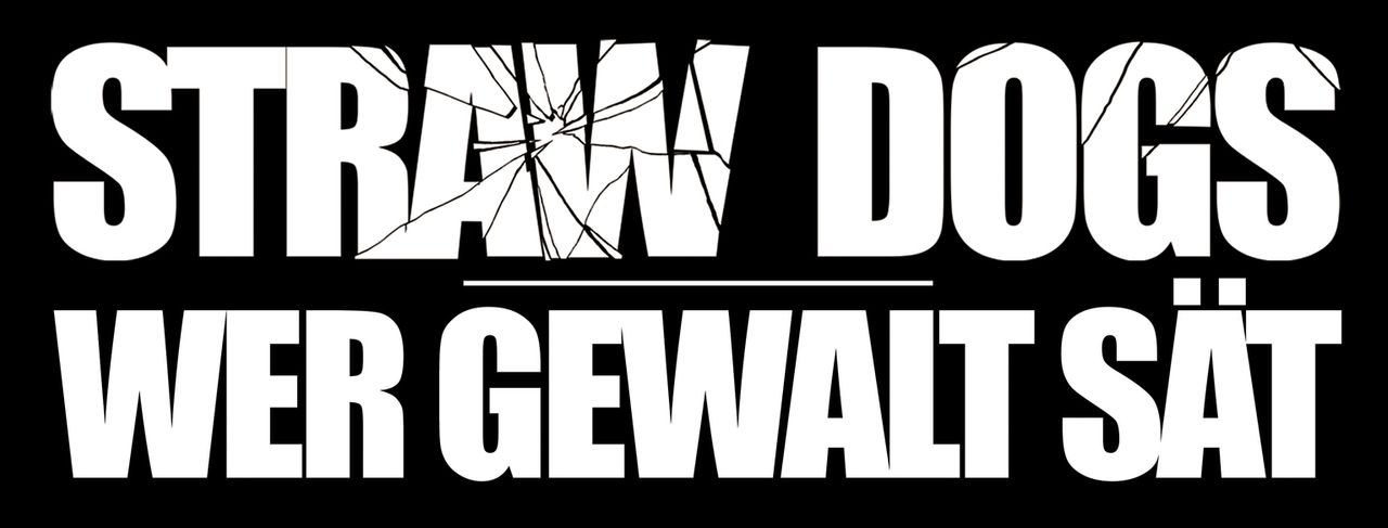 STRAW DOGS - WER GEWALT SÄT - Logo - Bildquelle: 2011 Screen Gems, Inc. All Rights Reserved.