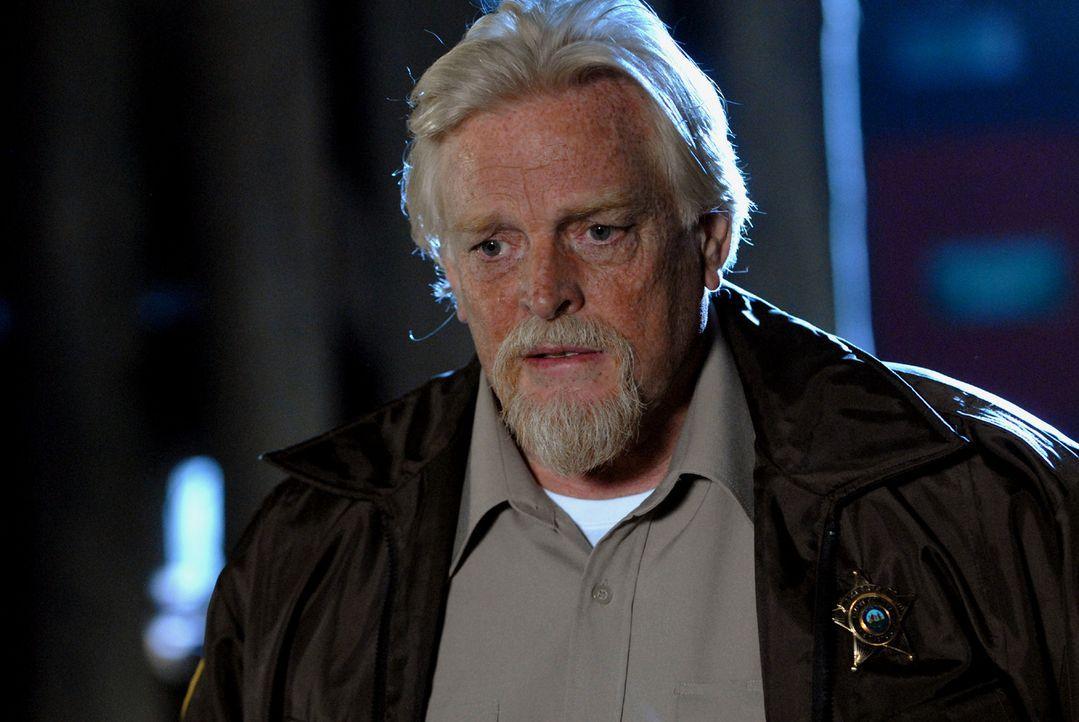 County-Sheriff Vaines (Gavan O'Herlihy) begeht einen tödlichen Fehler ...