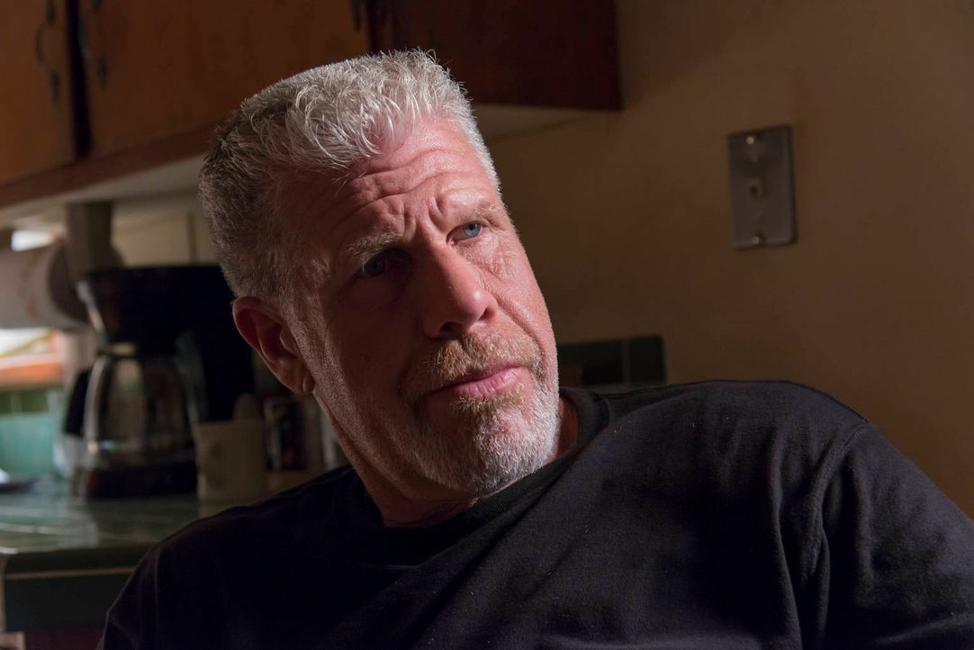 Clay (Ron Perlman) hat seine Fühler auch nach außerhalb des Clubs ausgestreckt ... - Bildquelle: 2012 Twentieth Century Fox Film Corporation and Bluebush Productions, LLC. All rights reserved.