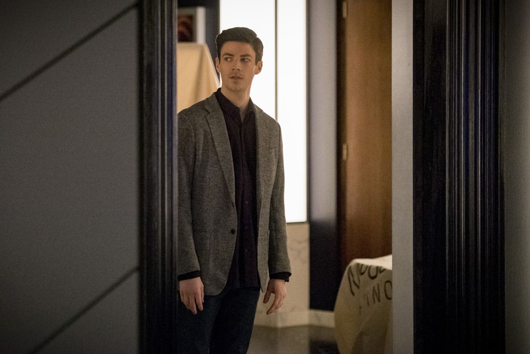 Barry Allen (Grant Gustin) - Bildquelle: 2019 The CW Network, LLC. All rights reserved.