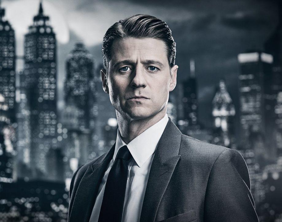 (4. Staffel) - Die Probleme werden in Gotham immer größer und Gordon (Ben McKenzie) muss herausfinden, wem er überhaupt noch trauen kann ... - Bildquelle: 2017 Warner Bros.