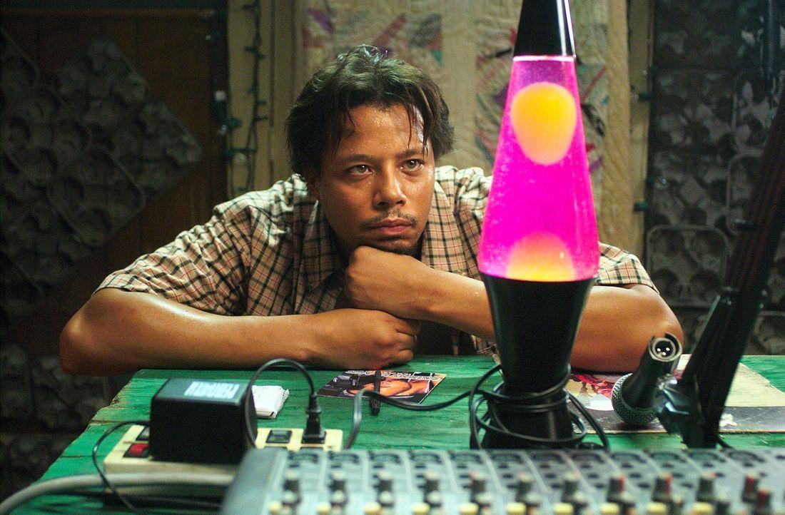Djay (Terrence Dashon Howard) ist in Tennessee aufgewachsen und hat den Rap im Blut. Wird er wirklich die Chance auf eine Musikerkarriere bekommen? - Bildquelle: 2005 by PARAMOUNT PICTURES. All Rights Reserved.