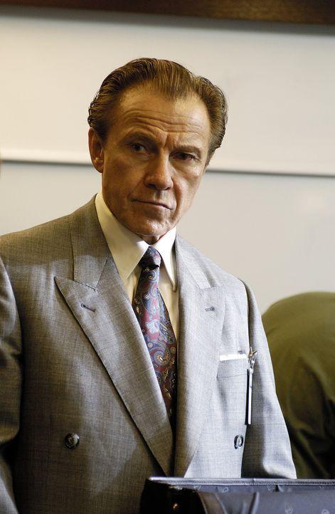 In Washington, D.C. gerät FBI-Agent O'Neill (Harvey Keitel) immer mehr unter Druck. Er zieht seine Konsequenzen und kündigt. Kurze Zeit später fi... - Bildquelle: ABC, INC.