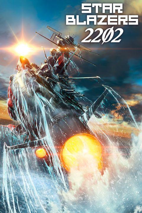 (2. Staffel) - Star Blazers 2202: Space Battleship Yamato - Artwork - Bildquelle: S.NISHIZAKI/VOYAGER ENTERTAINMENT/STAR BLAZERS 2202 Production Committee