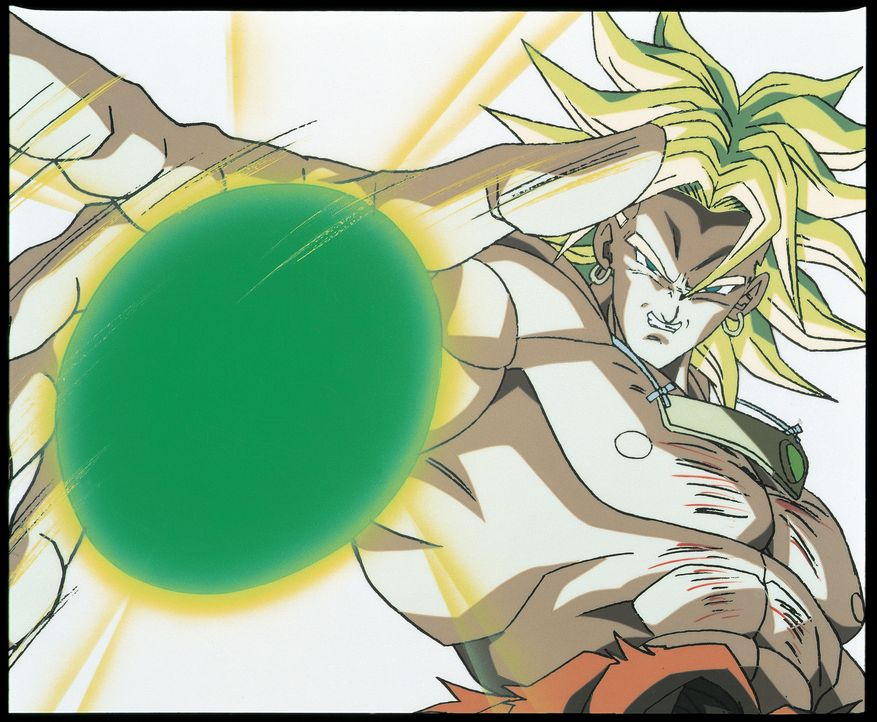 Broly - Bildquelle: Bird Studio/Shueisha, Toei Animation Film   1994 Bird Studio/Shueisha, Toei, Toei Animation