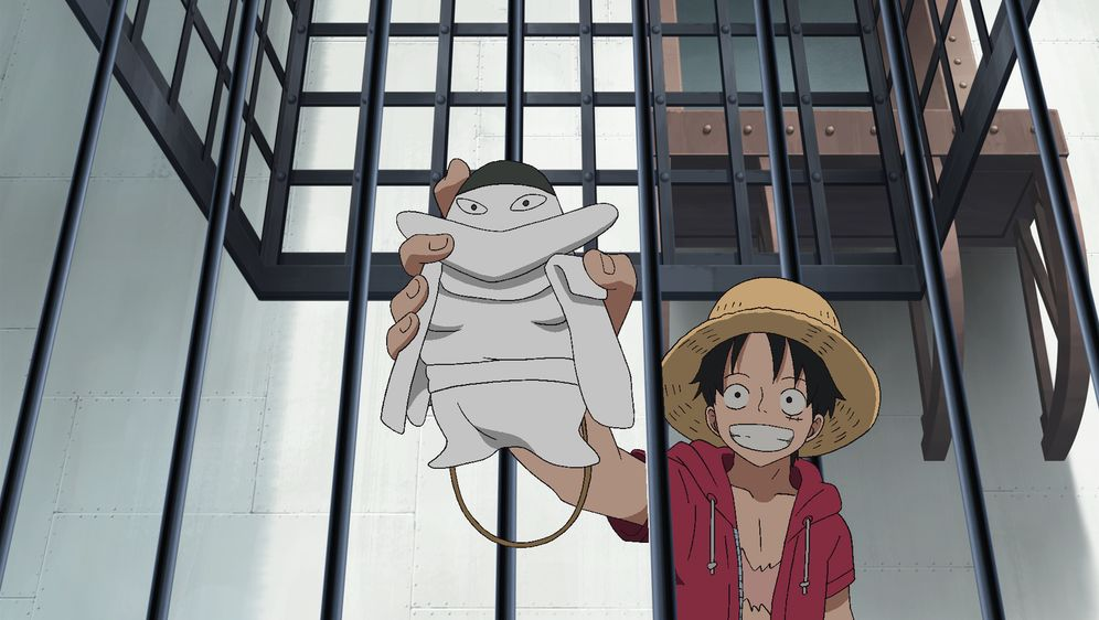 One Piece: Ruffy - Bildquelle: Film   1999 Toei Animation Co., Ltd.