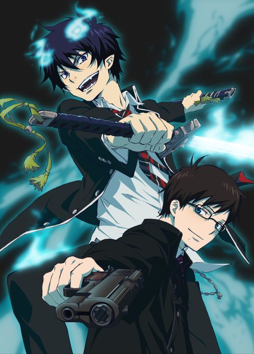 Blue Exorcist - Artwork - Bildquelle: Blue Exorcist   Kazue Kato/SHUEISHA, Blue Exorcist Committee, MBS
