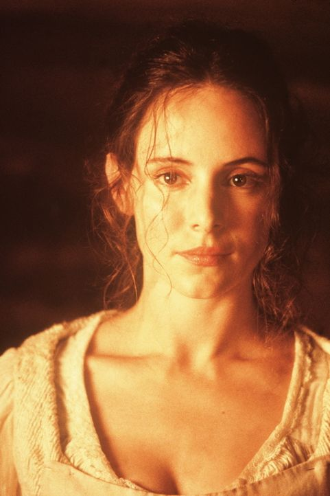 Die schöne Cora (Madeleine Stowe) verliebt sich unsterblich in ihren Retter Hawkeye ... - Bildquelle: 20th Century Fox