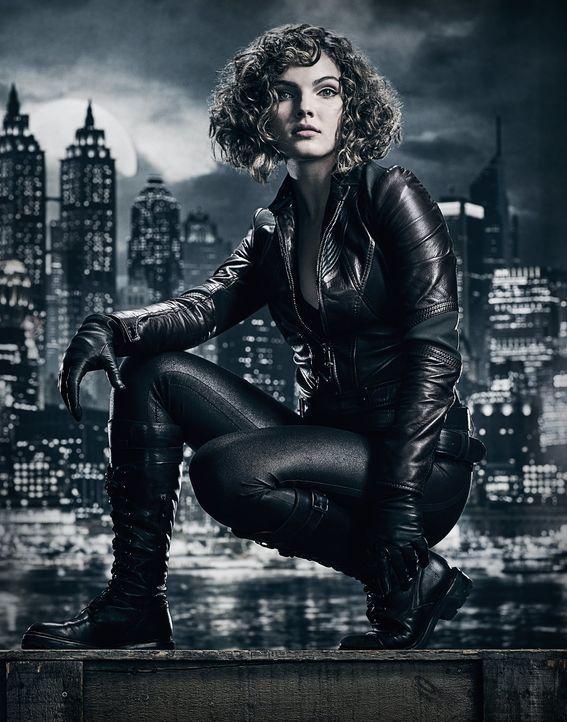 (4. Staffel) - Gut oder böse? Selina (Camren Bicondova) muss einige weitreichende Entscheidungen treffen ... - Bildquelle: 2017 Warner Bros.